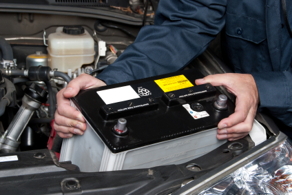 AAA Member Free Battery Test and Charge